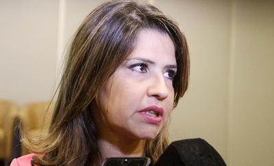 """Cecilia Pérez: """"Tenemos que luchar, no podemos naturalizar la corrupción"""""""