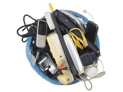 En tres años, tu smartphone se va a convertir en e-waste