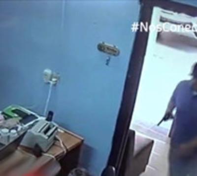 Delincuentes roban G. 500 millones a un comerciante