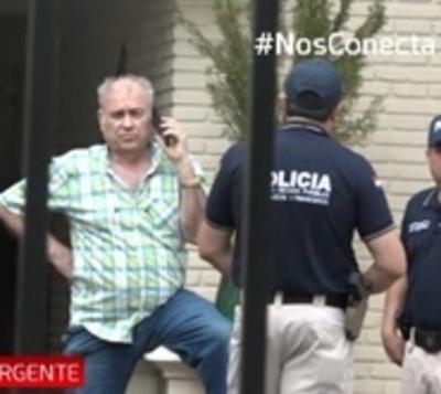 Allanan propiedades de la familia González Daher