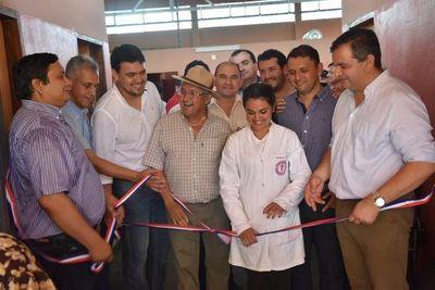 Inauguran matadero municipal en San Juan Bautista