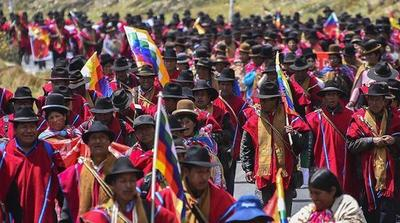 No hay paz en La Paz