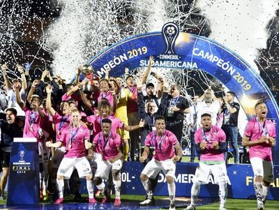 La respuesta de Independiente a Colón