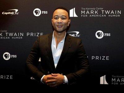 El cantante John Legend es elegido el hombre más sexy por la revista People