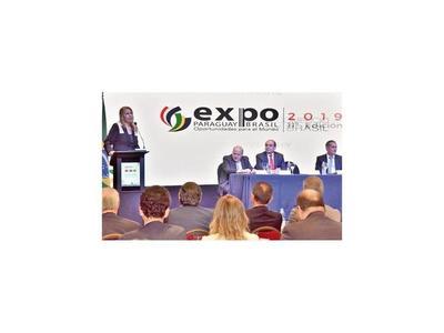 En Expo Paraguay Brasil alientan a seguir exitosa sociedad productiva