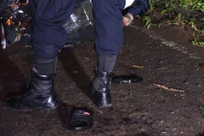 Presunto delincuente falleció luego de perpetrar un asalto