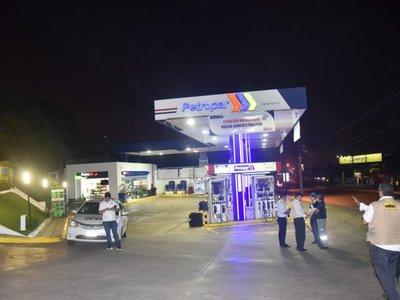 Tras persecución matan a motochorro que asaltó gasolinera