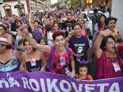 25N: Mujeres preparan marcha y piden políticas de protección