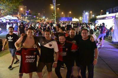 Final de la Copa Conmebol Sudamericana dejó 7,2 millones de dólares en el país