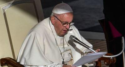 El Papa pide a los gigantes tecnológicos que protejan a los niños de la pedofilia