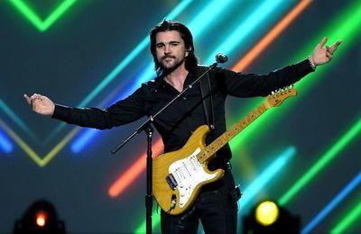 """Juanes, leyenda en los Latin Grammy: """"Nadie te puede parar cuando sueñas"""""""