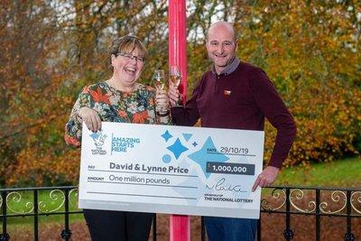 Venció el cáncer y minutos después, ganó USD 1,3 millones en lotería