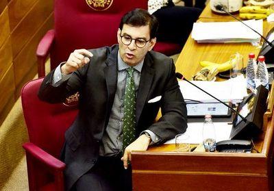"""Ovelar: """"Los diputados están descuartizando el Presupuesto"""""""