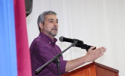 HOY / Mario Abdo pide rendición de cuentas, pero ministros se llaman a silencio