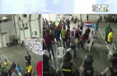 Funcionarios de la Municipalidad de Lambaré siguen sin cobrar