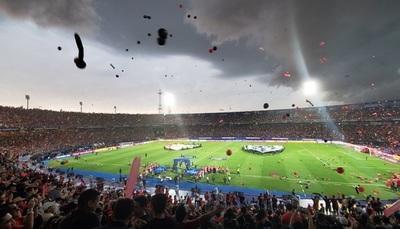 Paraguay fue ejemplo durante final de la Sudamericana, afirma Abdo Benítez