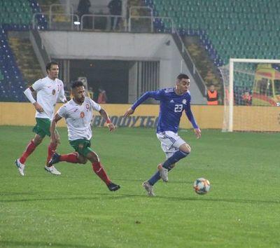 El gol de Almirón