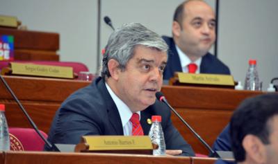 """Enrique Riera: """"Vemos un Gobierno con bajísima recaudación y nada de inversiones"""""""