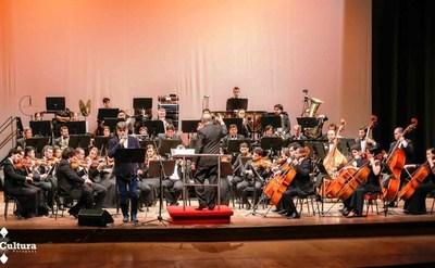 """La OSN llega a la """"Ciudad de la música"""" para ofrecer un gran concierto •"""