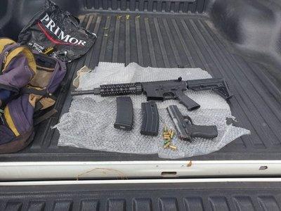 Militar cayó al intentar vender potente arma