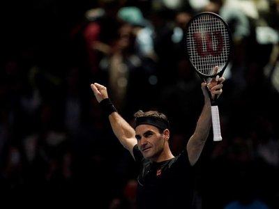 Federer liquida a Djokovic