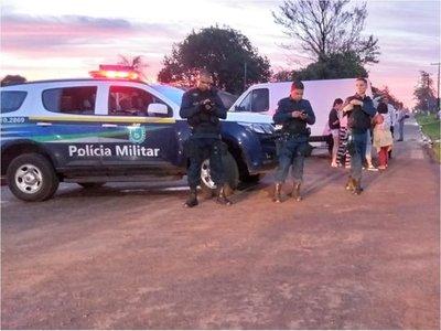 Asesinan de varios disparos a un hombre en la frontera