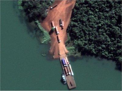 ANNP pedirá a Itaipú cerrar puerto que usa  reserva y no tiene control