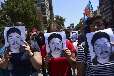 Un año del asesinato del mapuche Camilo