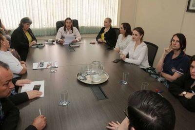 Se realizó reunión tripartita en el Ministerio de Trabajo