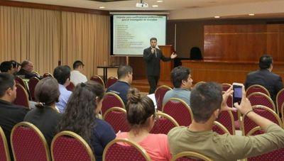 Instruyen en investigación de incendios provocados en Paraguay