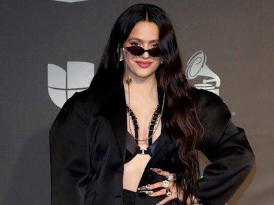 El fenómeno de Rosalía arrasó en los Latin Grammy
