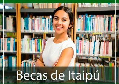 Itaipú ofrece 100 becas a estudiantes luqueños •