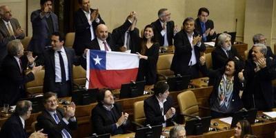 El Congreso chileno acordó llamar al plebiscito que se llevará a cabo en abril del 2020.