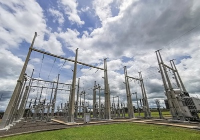 Nueva subestación permitirá llevar más industrias al sur