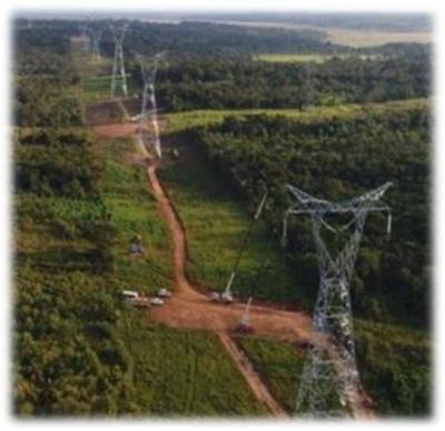ANDE realiza llamado para construcción de Subestación Yguazú e interconexión en 500 kV en el Este del país