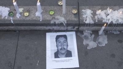 Emotivo homenaje en Chile a un mapuche asesinado hace un año por la Policía