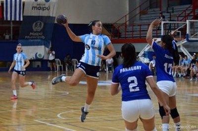 Paraguay ganó a Argentina y va por Perú