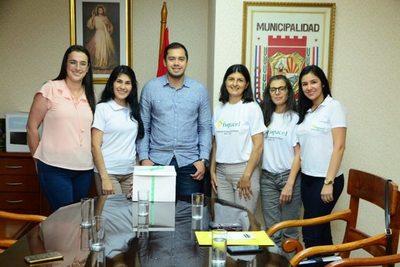La Fundación de Celiacos  contará con una oficina en la Municipalidad de CDE