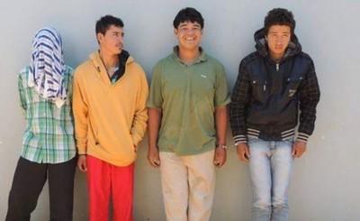 Cuatro condenados entre 12 y 17 años de cárcel por asalto armado