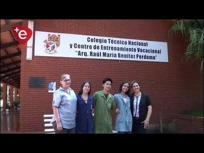 PROYECTOS DE ALUMNOS DEL CTN DECLARADOS DE INTERÉS EDUCATIVO