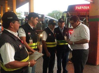DINATRAN inicia Operativo Caacupé 2019