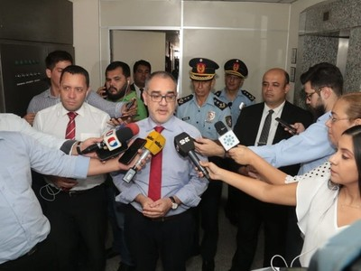 Ramón González Daher e hijo, guardarán prisión preventiva en la Agrupación Especializada