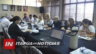 CONSEJO DE DESARROLLO DEPARTAMENTAL DE ITAPÚA SESIONÓ ESTA MAÑANA