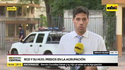 Ramón González Daher e hijo ya están en la agrupación