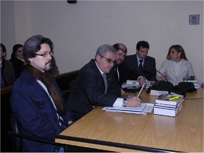 Confirman que  ex ministro Camilo Soares va a juicio