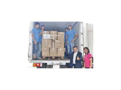 MEC no recibe todos los útiles, pero ya reparte kits en el Chaco