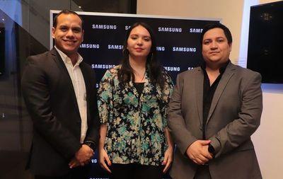 La noche premium de Samsung