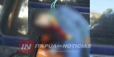 Hallan el cadáver de un hombre en camioneta abandonada