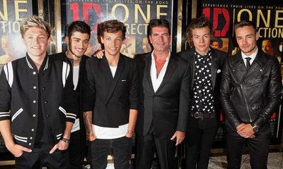 Simon Cowell predice que los One Direction volverán a reunirse