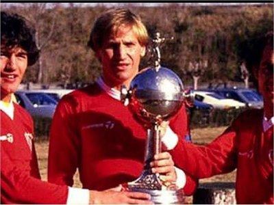 Siete veces alzó el trofeo de la Libertadores el Independiente argentino